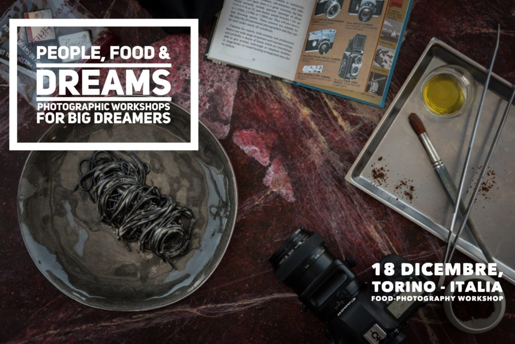 People, food & dreams Photographic Workshops for Big Dreamers